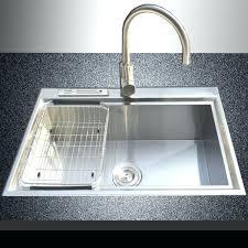 33x22 Undermount Kitchen Sink by Single Basin Kitchen Sink 33 22 Bowl Undermount Stainless Steel