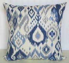 My new colors for master bed Duralee Contemporary Accent Pillow