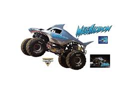 Megalodon - Huge Officially Licensed Monster Jam Removable Wall ... Monster Truck Wall Decal Personalized Name For Boys Room Decor With Decalmonster Decorwall Etsy Vinyl By Homesweetwalls On 5800 Red Blue Sticker Transport Sport Decals Stickers Car Pickup Garage Megalodon Huge Officially Licensed Jam Removable Wallpops Multicolor Outrageous Trucks Decalwpk2576 The Home Lightning Mcqueen Grave Digger Pack Decalcomania Cars And Warrior Giant Dragon Launch Os_mb592