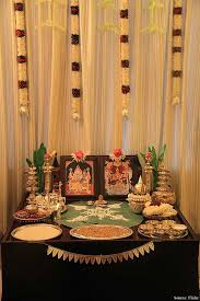 Varalakshmi Vratham Decoration Ideas Usa by Devotees Welcome Lord Ganesh To Their Home During The Festivals