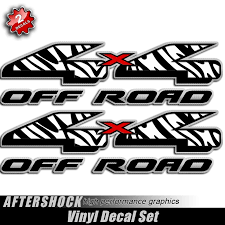 4x4 African Zebra Off Road Decals - Aftershock Decals 4x4 Off Road Chevy Ford Offroad Truck Decal Sticker Bed Side Bordeline Truck Decals 4x4 Center Stripes 3m 52018 Fcd F150 Firefighter Decal Officially Licensed 092014 Pair 09144x4 Product 2 Dodge Ram Off Road Power Wagon Truck Vinyl Dallas Cowboys Stickers Free Shipping Products Rebel Flag Off Road Side Or Window Dakota 59 Rt Full Decals Black Color Z71 Z71 Punisher Set Of Custom Sticker Shop Buy 4wd Awd Torn Mudslinger Bed Rally Logo Gray For Mitsubushi L200 Triton 2015