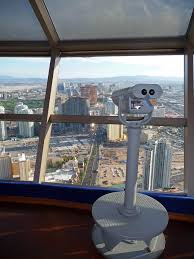 Stratosphere Observation Deck Hours by Las Vegas United States North America Atameo