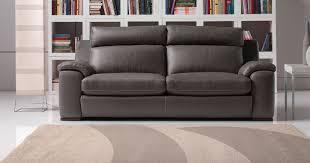 canapé cuir de buffle 3 places canapé cuir moderne confortable haut dossier sur univers du cuir