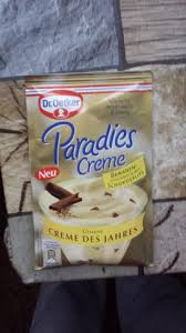 kann ich die paradies creme auch auf einen kuchen machen