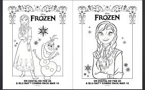Free Frozen Coloring Sheets To Print Out Pages Intended For Color By Number