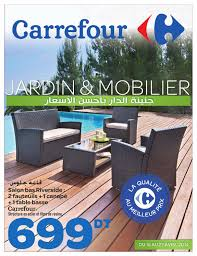 chaise de plage carrefour catalogue carrefour jardin et mobilier by carrefour tunisie issuu