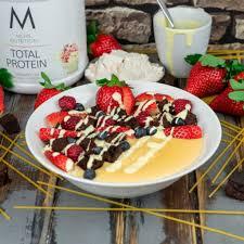 pudding qake bowl protein pudding trifft auf mugcake