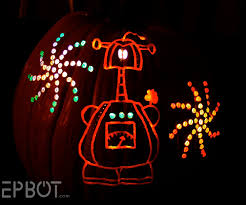 Dremel Pumpkin Carving Patterns by Epbot Prepare To Be Dazzled
