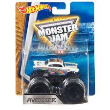 Hot Wheels Monster Jam - Avenger - DRR70 Hot Wheels Custom Motors Power Set Baja Truck Amazoncouk Toys Monster Jam Shark Shop Cars Trucks Race Buy Nitro Hornet 1st Editions 2013 With Extraordinary Youtube Feature The Toy Museum Superman Batmobile Videos For Kids Hot Wheels Monster Jam Exquisit 1 24 1991 Mattel Bigfoot Champions Fat Tracks Mutt Rottweiler 124 New Games Toysrus Amazoncom Grave Digger Rev Tredz Hot_wheels_party_gamejpg