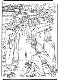 Bible Coloring Pages Design Inspiration New Testament