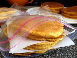Pumpkin Pancakes With Gluten Free Bisquick by Bisquick Pumpkin Pancakes Vegan Modern Martha