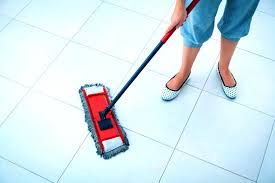 best way to clean tile floors in kitchen attractive tile floor
