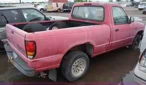 100 1994 Mazda Truck B2300 Pickup Truck Item AW9927 SOLD May 16 C