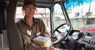100 Ups Truck Driving Jobs UPS Driver Cosby Retires After 32 Years In Redding