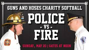 Guns And Hoses Charity Softball Game & The Flying Squirrels
