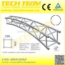 100 House Trusses Stage TrussCurvedStageroofModular Roof Buy Speaker Lift Truss SystemAluminum Roof TrussTriangular Roof Truss Product On