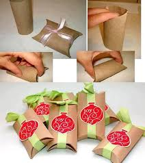 More DIY Ideas How To Make Your Cool Gift Box With Paper Towel Roll Crafts Step