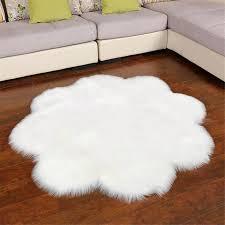 36 120cm cloud teppich pelzigen teppich kinder zimmer groß teppich für wohnzimmer blume design matte weihnachten dekoration teppich