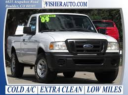 Used Cars | 2009 Ford Ranger | Boulder-Longmont-Denver | Fisher Auto ... Cheap Trucks For Sale In Denver Co Caforsalecom 2018 Ford F150 Platinum Near Colorado New Used Cars Suvs Ephrata Pa Auto Repair 2008 F350 Sd For Superior 80027 The 2017 F250s Autocom Dealership At Phil Long What Are Best Pickup Towing Dye Autos Enterprise Car Sales Certified Truck Specials Me Northglenn And Highlands Ranch 2016 Xlt Thornton Near