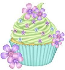 Spring clipart birthday cake 3