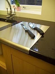 planche pour plan de travail cuisine avonstar trading co ltd planche à découper en inox pour plan de