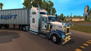 SWIFT TRANSPORTATION KENWORTH W900 SKIN [UPDATED] MOD - American ... Swift Knight Enter Mger Agreement Ordrive Owner Operators Swift Transportation Phoenix Arizona Freightliner Sleeper Cab California Revisited I5 Rest Area Maxwell Pt 10 Trucking Companies That Hire Inexperienced Truck Drivers Swift Flatbed Hahurbanskriptco Swiftknight Transportation Cos To Merge Haulage Trucksimorg Skin Big Cat Volvo Vnr Mazthercyn Ats Mod Shareholders Approve Interesting Sights Truckersreportcom Forum Knx Wins A New Bull Deutsche Bank