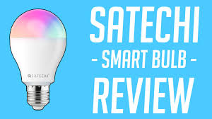 satechi color changing bluetooth light bulb review