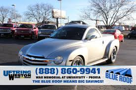 2004 Chevrolet SSR For Sale Nationwide - Autotrader
