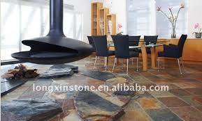 Cheap Indoor And Outdoor Rustic Slate Floor Tiles