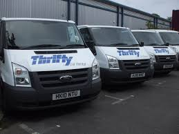100 Thrifty Truck Rentals Opens New Branch In Northern Ireland News Article