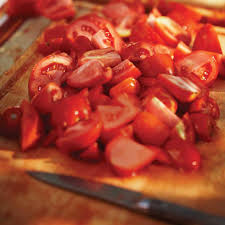 sauce tomate avec tomates fraîches sans machine ricardo