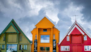 100 Houses In Norway The Wharf Houses Of Stavanger Architecture In Stavanger