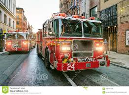 100 New Fire Trucks York On The Streets Editorial Stock Image Image Of