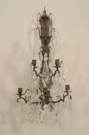 Square Crystal Lamp Finials by 460 Best Lighting Wall Sconce Images On Pinterest Wall Sconces