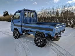 100 Hijet Mini Truck MINI TRUCK GALLERY Alberta Four Sons OffRoad Inc