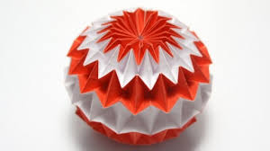 How To Make Craft Paper Origami Magic Ball Step By DIY Tutorial Instructions