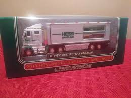 100 Hess Trucks 2013 Mini Miniature Toy Truck And Racers For Sale Online EBay