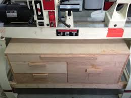 Under Lathe Cabinet For 1642evs Woodworking Talk Woodworkers Forum