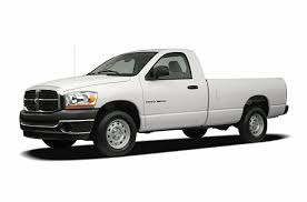 100 Dodge Ram Pickup Truck 2006 1500 Information