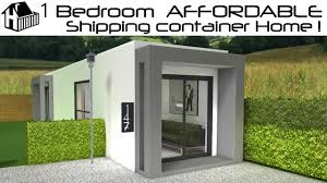 100 Affordable Container Homes Amazing Affordable One Bed Shipping Container Micro Home