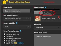 imvu view topic introducing shared room a new feature