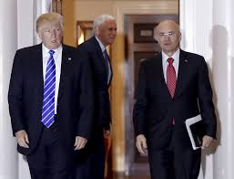Kentucky Labor Cabinet Secretary by Puzder Withdraws As Labor Nominee Furthering White House Turmoil