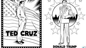 Politics Stressing You Out The 2016 Coloring Book Is Here