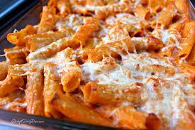 5 Cheese Ziti Al Forno Olive Garden