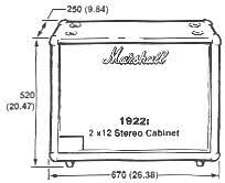 Fender Bassman Cabinet Plans by Shavano Music Online Copying Cabinets