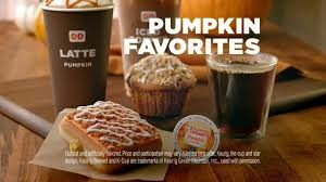 Dunkin Donuts Pumpkin K Cups by Dunkin U0027 Donuts Tv Commercial U0027get Lost In Pumpkin U0027 Ispot Tv