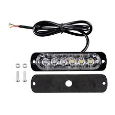 Aliexpress.com : Buy 4X Car Truck 6 LED Strobe Light Flash ... Commercial Vehicle Products Response Lighting 033 72 Smd Car Truck Roof Led Strobe Light Flash Signal Emergency Mini Lights Suppliers And Red 54 Led Hazard Police Grill 47 88 Light Bar Emergency Beacon Warn Tow Truck Plow Response 24 For Trucks Jeep Suv Cars 12v Universal Amber 40w Low Profile Bar 4 Magnetic Mount Feet 120 4led White Waterproof Beacon Caution Factoryinstalled Warning Will Be Available On Wireless No Damage Vehicletruck Safety Lamphus Sorblast 4w