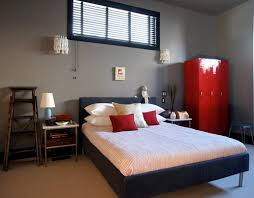 Fabulous Red Black And Gray Bedroom 94 Remodel Home Interior Design Ideas With