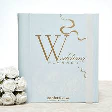 Personalized Wedding Planner Book Top 3 Tips For Brides To Be Confetticouk