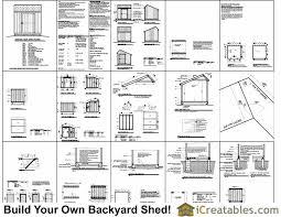 download 8 8 shed plans free zijiapin